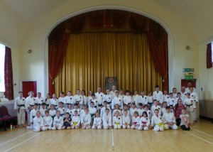 Neston Karate Kids 6 Years
